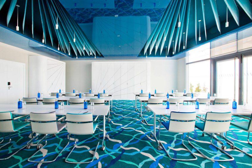W Barcelona Luxury Hotel - Barcelona, Spain - BREEZE Meetings