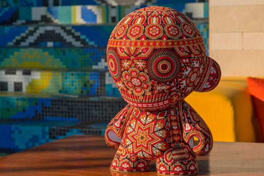W Punta de Mita Luxury Resort - Punta De Mita, Mexico - Lobby Welcome Area Art