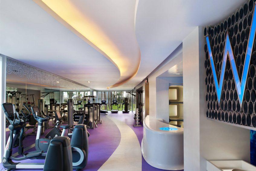 W Bali Seminyak Luxury Resort - Seminyak, Indonesia - W Recreation and Fitness