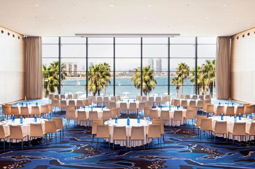 W Barcelona Luxury Hotel - Barcelona, Spain - Great Room