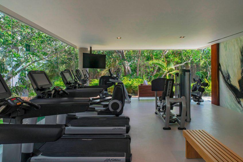 W Punta de Mita Luxury Resort - Punta De Mita, Mexico - FIT Gym