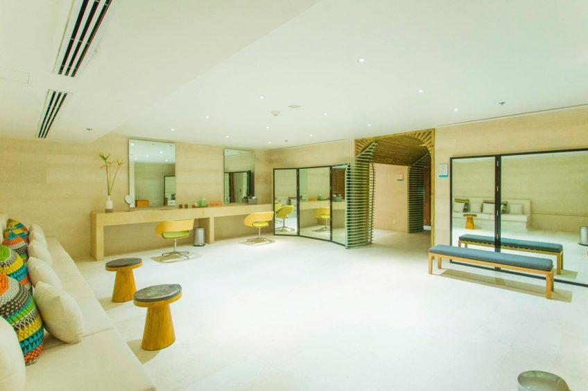 W Punta de Mita Luxury Resort - Punta De Mita, Mexico - AWAY Spa Changing Room