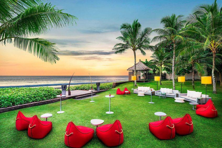 W Bali Seminyak Luxury Resort - Seminyak, Indonesia - Ice Bar Ice Garden
