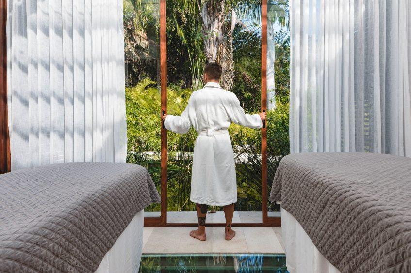 W Punta de Mita Luxury Resort - Punta De Mita, Mexico - AWAY Spa Tables