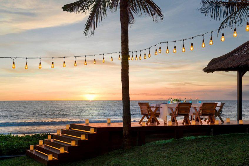 W Bali Seminyak Luxury Resort - Seminyak, Indonesia - Ice Bar Deck