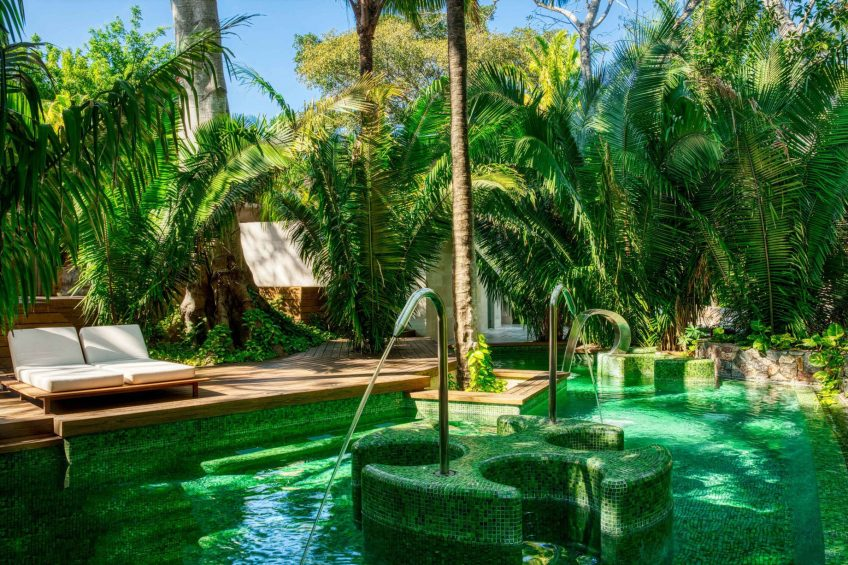 W Punta de Mita Luxury Resort - Punta De Mita, Mexico - AWAY Spa Hydrotherapy