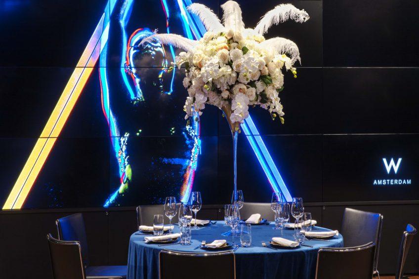 W Amsterdam Luxury Hotel - Amsterdam, Netherlands - Great Room 2 Details
