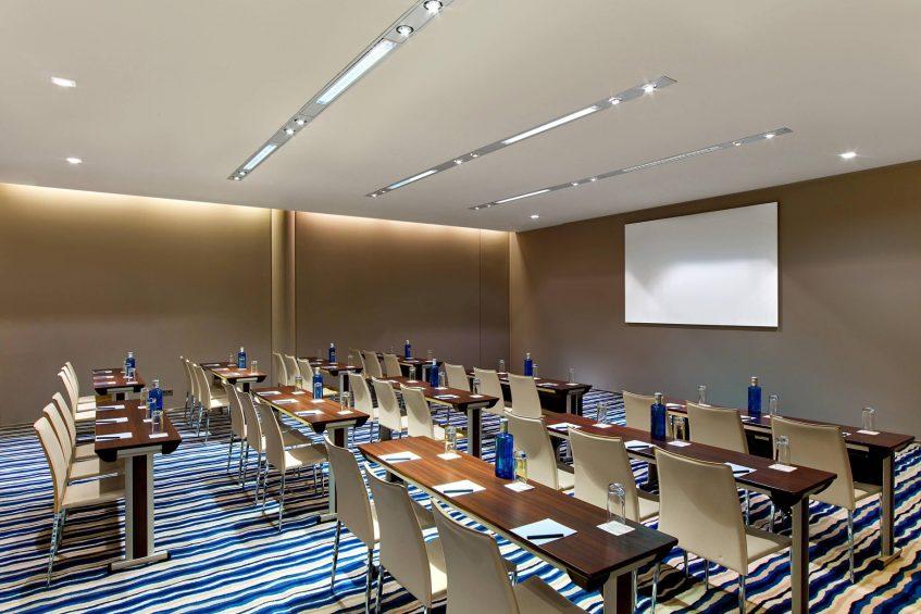 W Barcelona Luxury Hotel - Barcelona, Spain - Studio Meeting Rooms