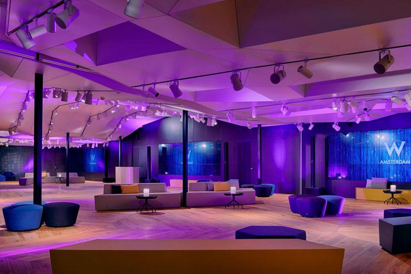 W Amsterdam Luxury Hotel - Amsterdam, Netherlands - Great Room Lounge