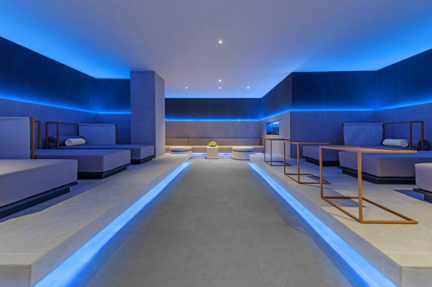 W Barcelona Luxury Hotel - Barcelona, Spain - Getaway Relaxation Area