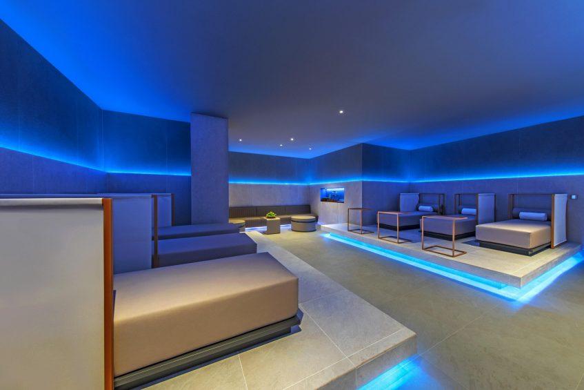 W Barcelona Luxury Hotel - Barcelona, Spain - Getaway Relaxation Lounge