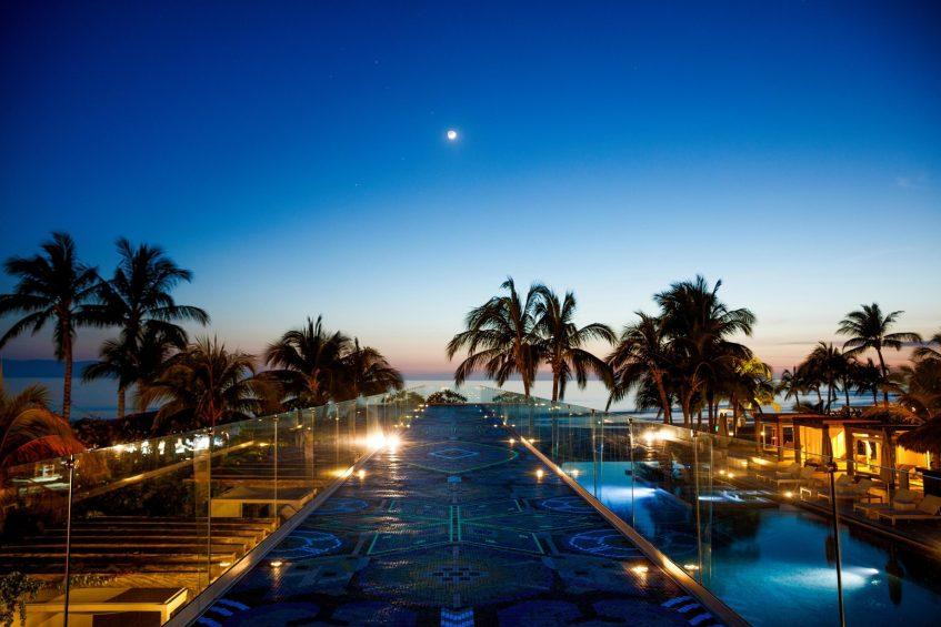 W Punta de Mita Luxury Resort - Punta De Mita, Mexico - Huichol Sunway Wet Deck