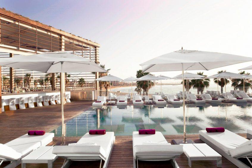W Barcelona Luxury Hotel - Barcelona, Spain - WET