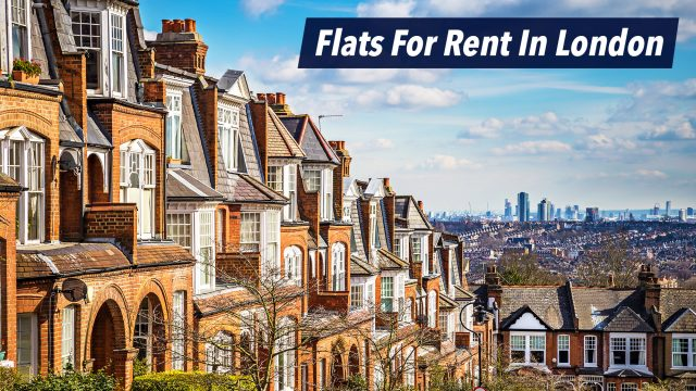 Flats For Rent In London