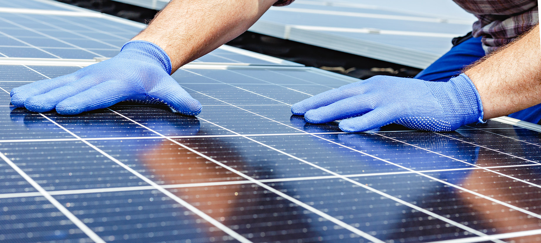 Installing Commercial Solar Panels
