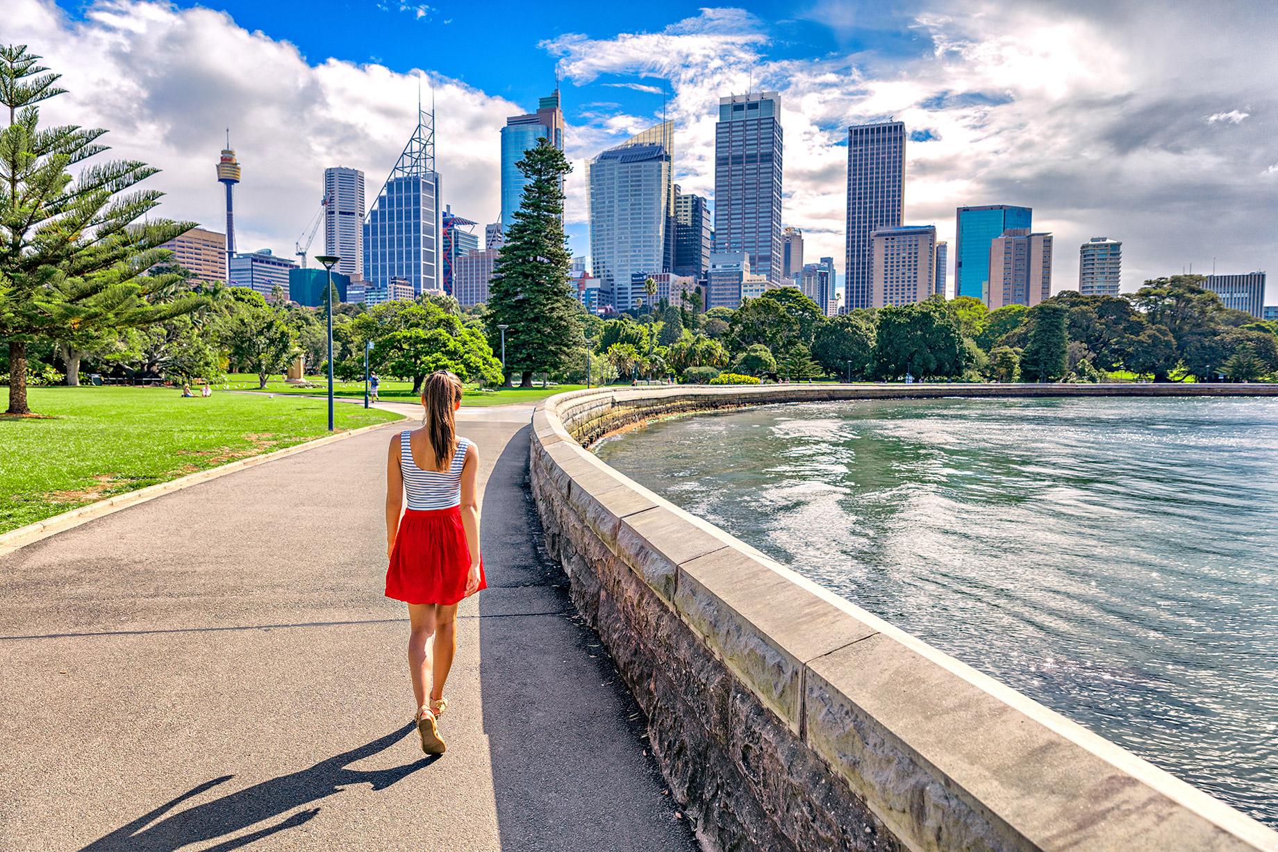Sydney City Tourist - New South Wales, Australia