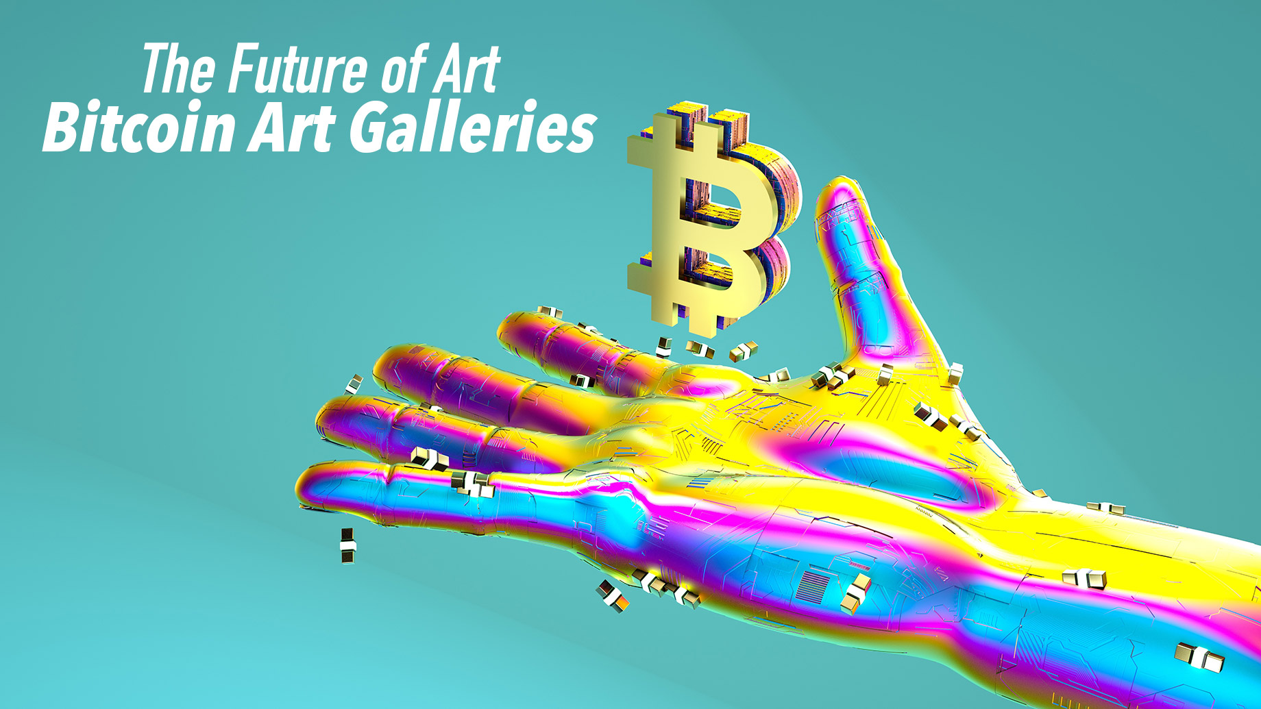 The Future of Art - Bitcoin Art Galleries