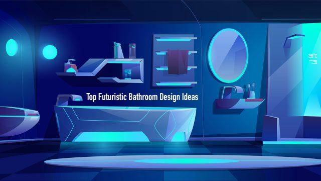 Top Futuristic Bathroom Design Ideas