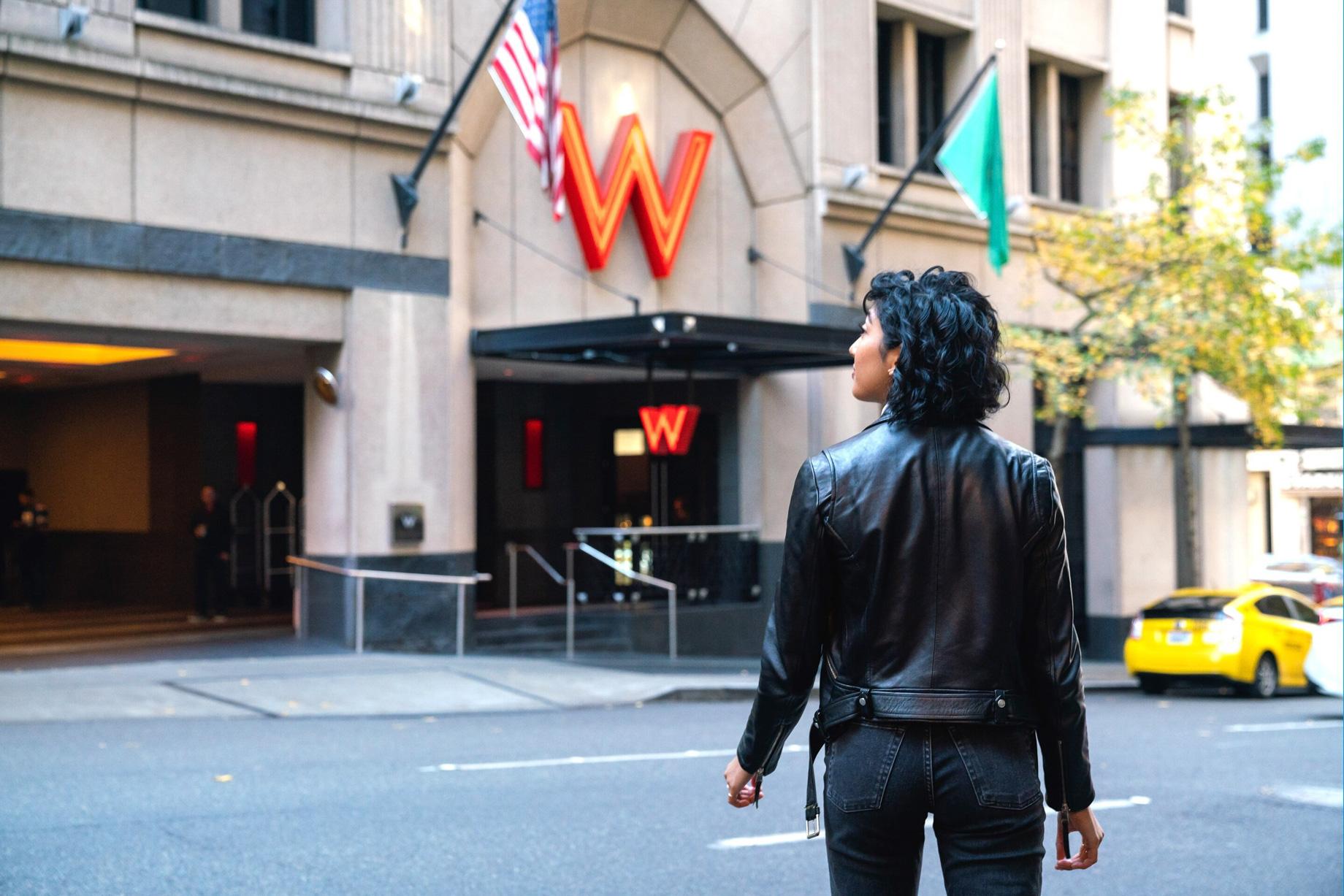 W Seattle Luxury Hotel - Seattle, WA, USA - Hotel Exterior