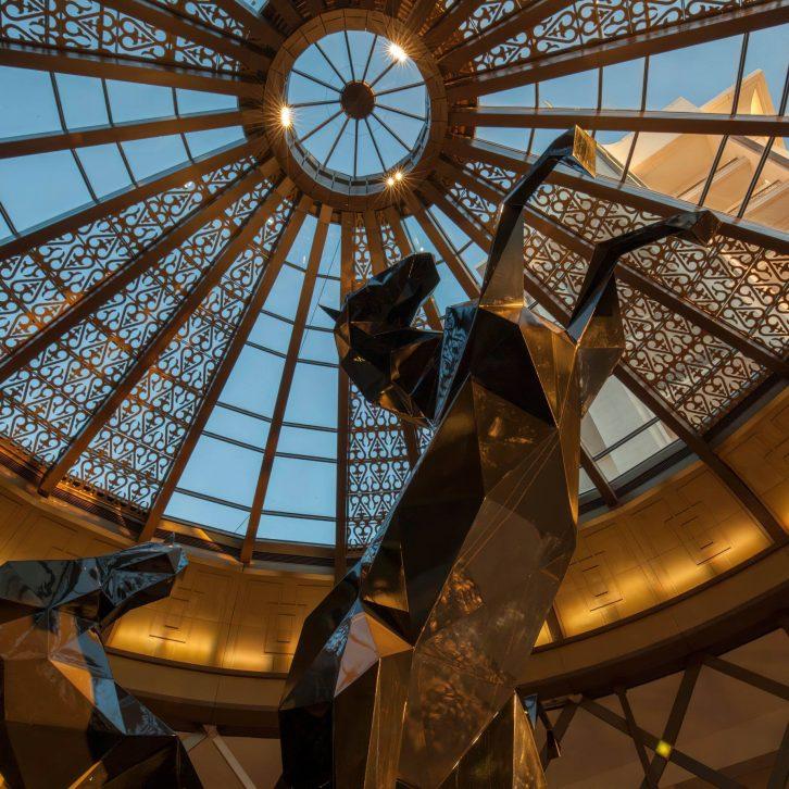 The St. Regis Astana Luxury Hotel - Astana, Kazakhstan - Arrival Atrium