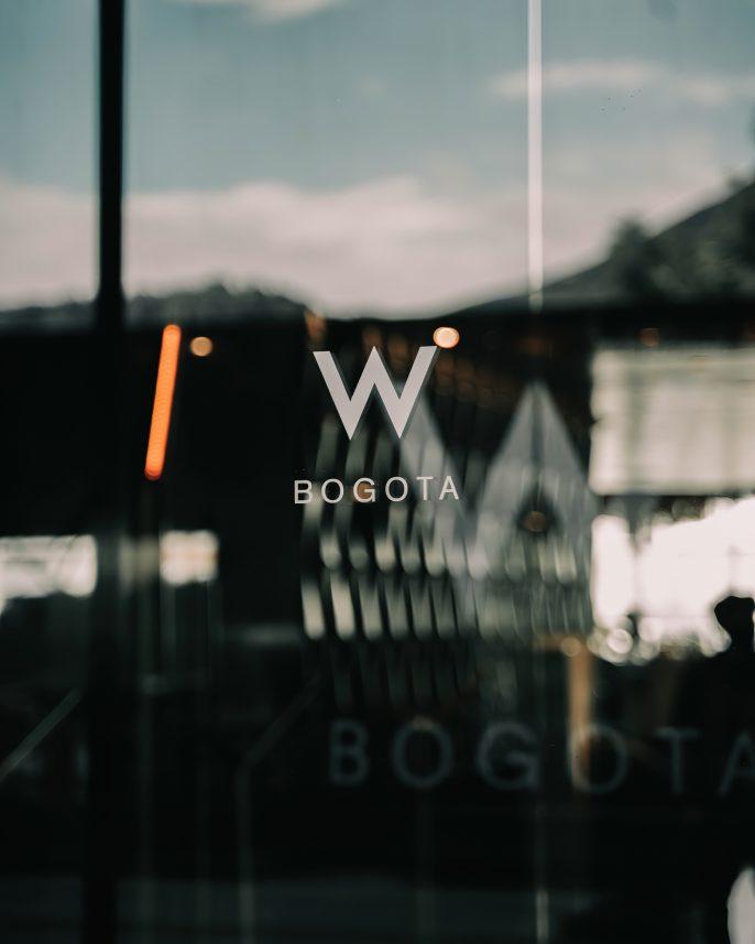 W Bogota Luxury Hotel - Bogota, Colombia - Window W Logo