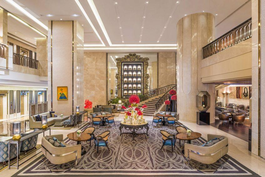 The St. Regis Mumbai Luxury Hotel - Mumbai, India - Great Hall