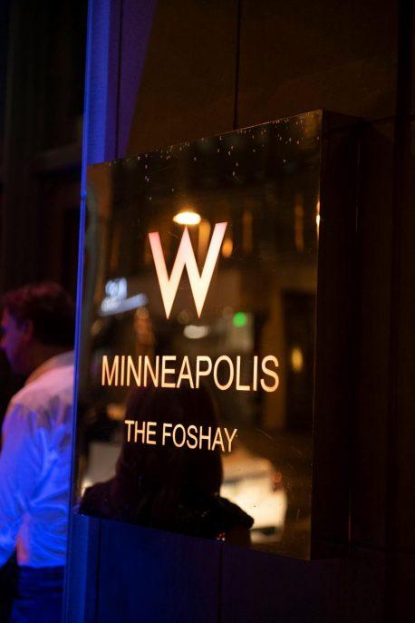 W Minneapolis The Foshay Luxury Hotel - Minneapolis, MN, USA - Entry