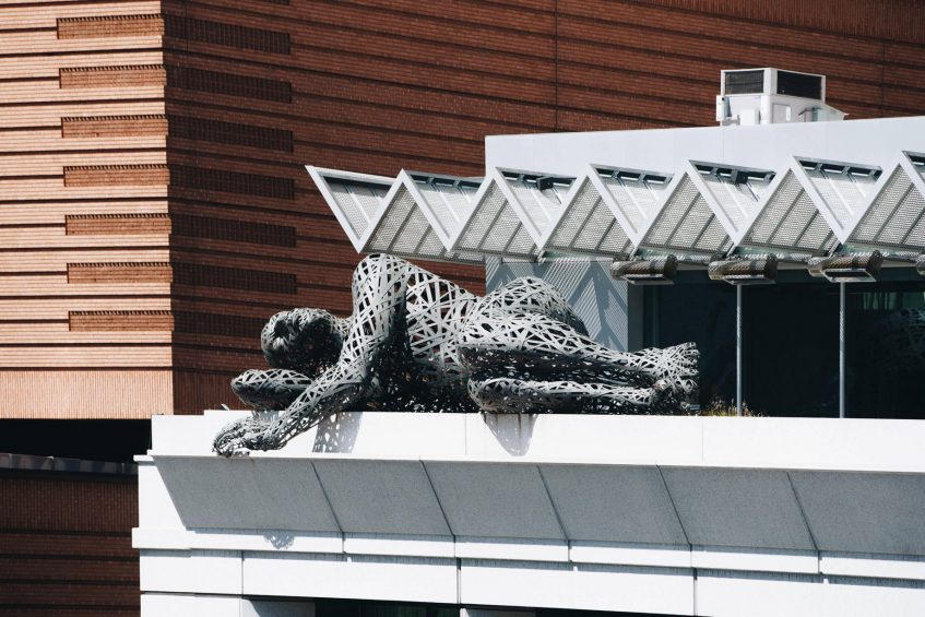 W San Francisco Luxury Hotel - San Francisco, CA, USA - Pneumatic Dreamer