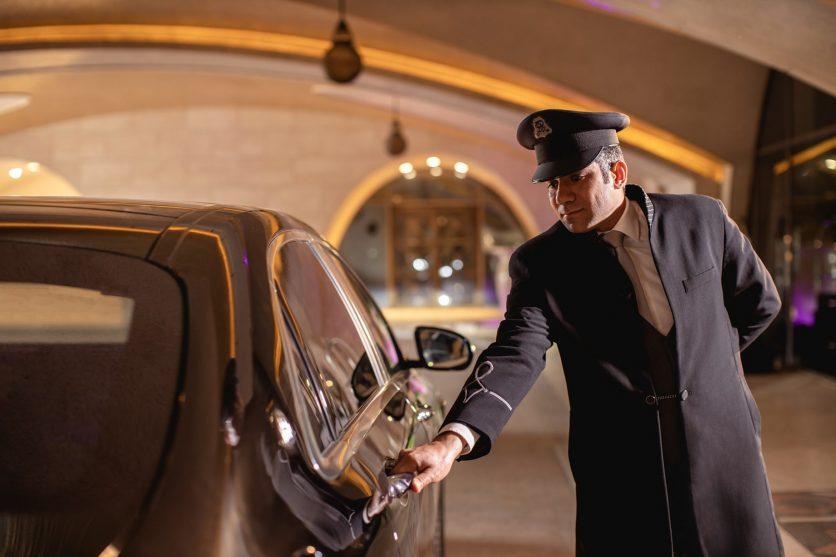 The St. Regis Cairo Luxury Hotel - Cairo, Egypt - Arrival