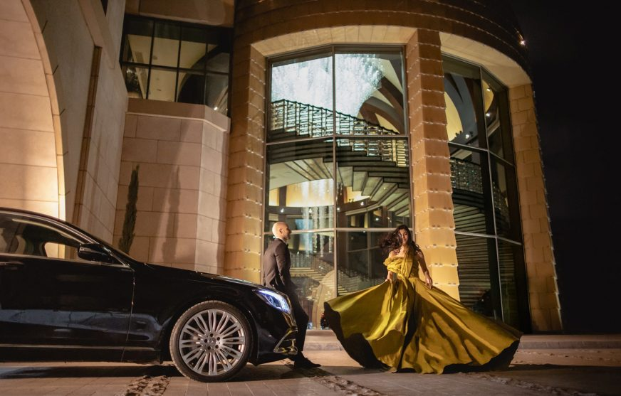 The St. Regis Cairo Luxury Hotel - Cairo, Egypt - Glamorous Arrival