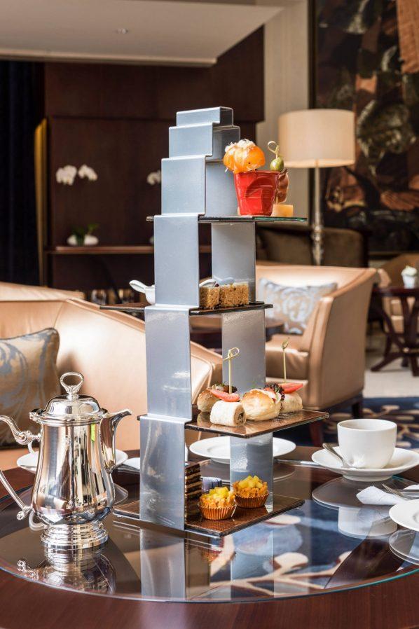 The St. Regis Chengdu Luxury Hotel - Chengdu, Sichuan, China - Afternoon Tea