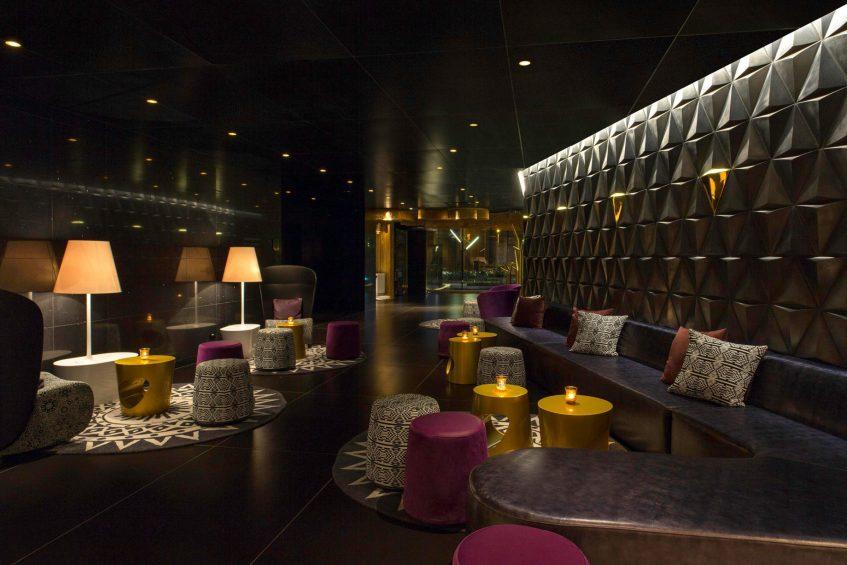 W Bogota Luxury Hotel - Bogota, Colombia - W Lounge