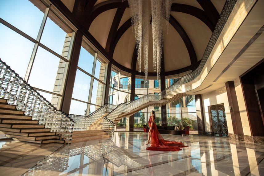 The St. Regis Cairo Luxury Hotel - Cairo, Egypt - Luxurious Atmosphere