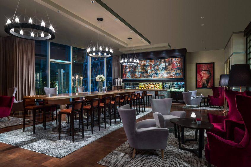 The St. Regis Chengdu Luxury Hotel - Chengdu, Sichuan, China - Decanter Main Area