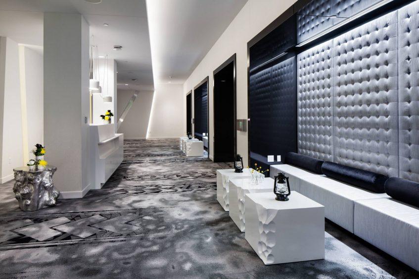W Bellevue Luxury Hotel - Bellevue, WA, USA - Pre Function Room