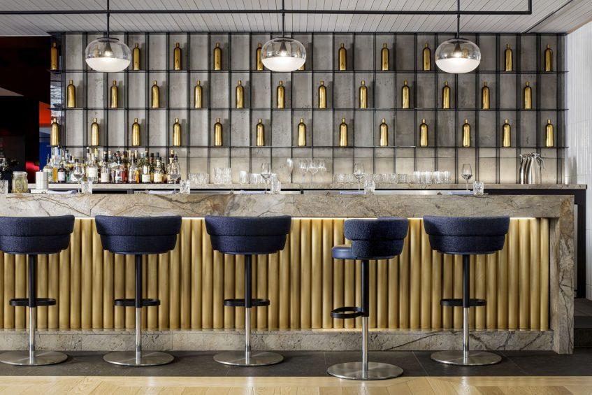 W Montreal Luxury Hotel - Montreal, Quebec, Canada - TBSP Bar