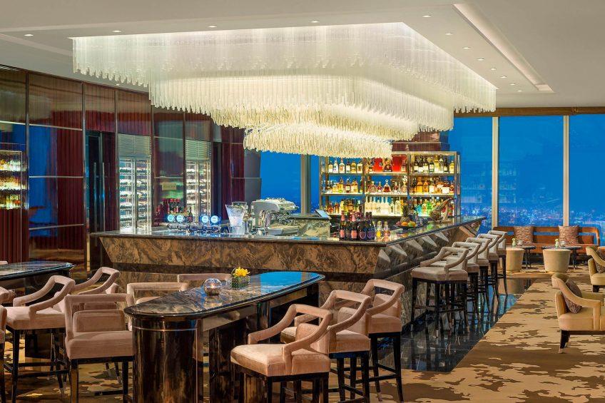 The St. Regis Changsha Luxury Hotel - Changsha, China - The St. Regis Bar