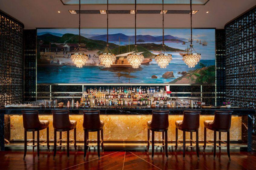 The St. Regis Zhuhai Luxury Hotel - Zhuhai, Guangdong, China - The St. Regis Bar