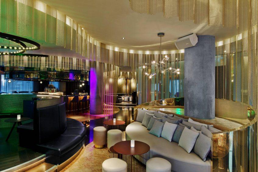 W London Luxury Hotel - London, United Kingdom - The Perception Bar Pillow Talk