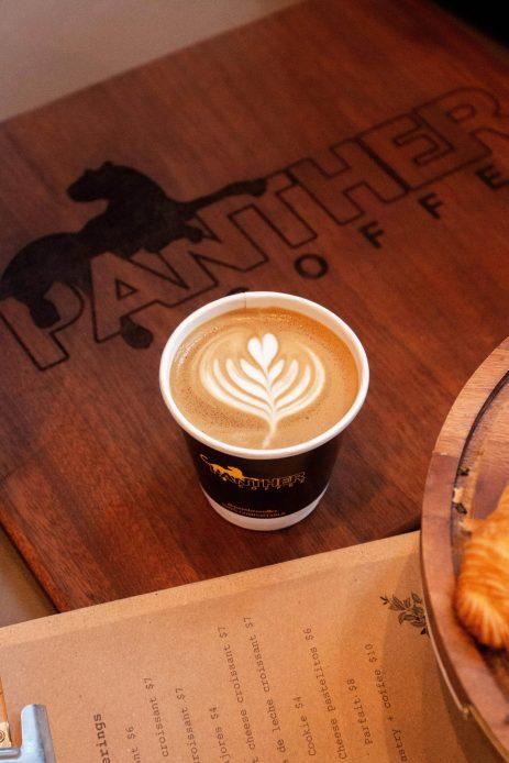 W Miami Luxury Hotel - Miami, FL, USA - Panther Coffee
