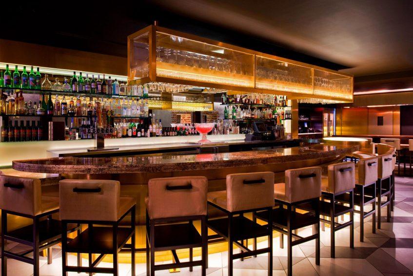 W New Orleans French Quarter Luxury Hotel - New Orleans, LA, USA - Sobou Restaurant Bar