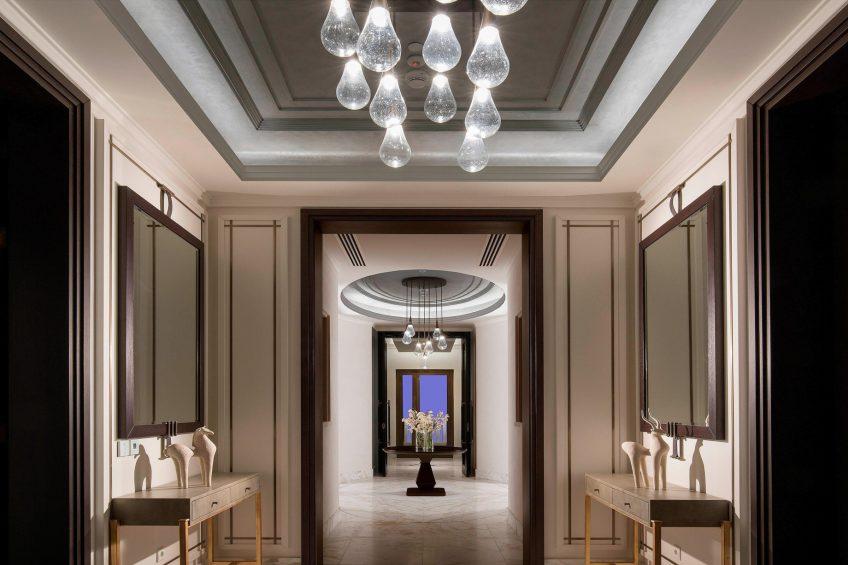 The St. Regis Astana Luxury Hotel - Astana, Kazakhstan - Presidential Suite Entry Hall