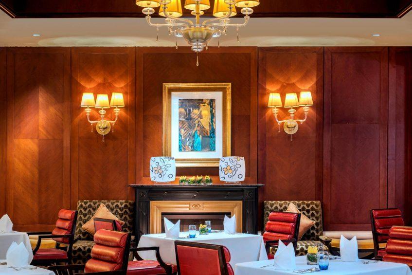 The St. Regis Beijing Luxury Hotel - Beijing, China - Drawing Room