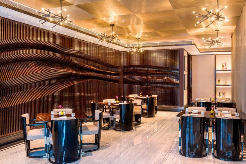 The St. Regis Changsha Luxury Hotel - Changsha, China - Un Japanese Restaurant