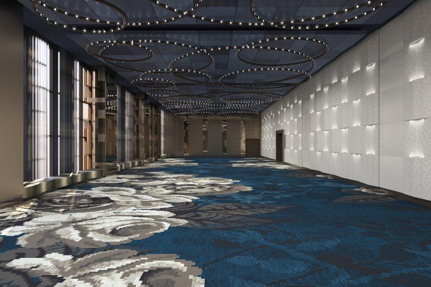 W Philadelphia Luxury Hotel - Philadelphia, PA, USA - Great Room