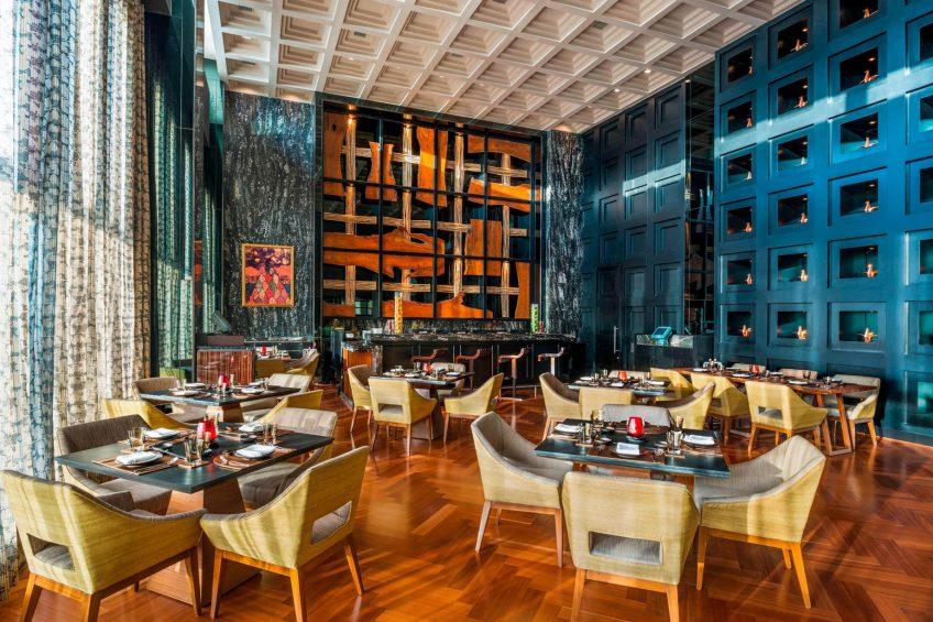 The St. Regis Mumbai Luxury Hotel - Mumbai, India - Yuuka Japanese Restaurant