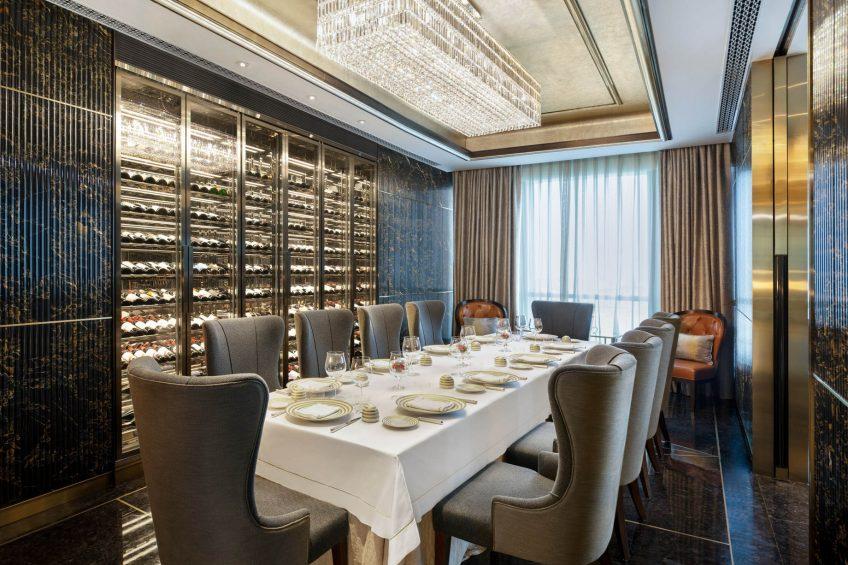The St. Regis Zhuhai Luxury Hotel - Zhuhai, Guangdong, China - LaBrezza