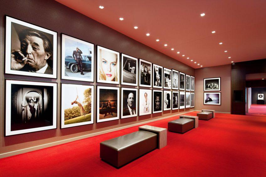 W Hollywood Luxury Hotel - Hollywood, CA, USA - Pre Function Area