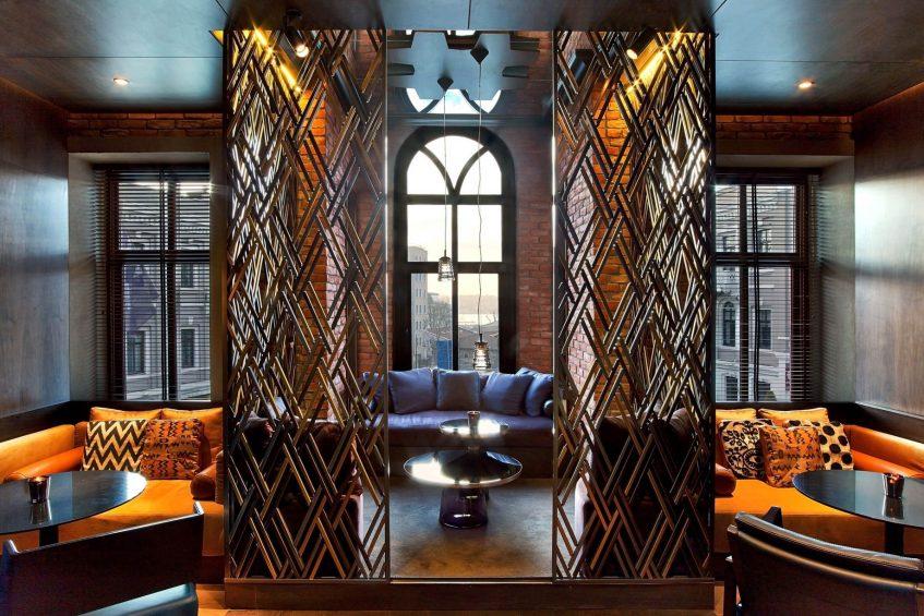W Istanbul Luxury Hotel - Istanbul, Turkey - W Lounge Seating