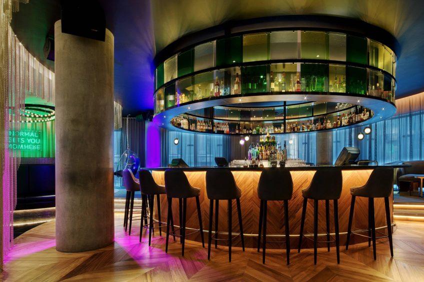W London Luxury Hotel - London, United Kingdom - The Perception Bar On The Rocks